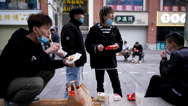 Wuhan-Bürger sollen Schutzmaßnahmen wieder verstärken