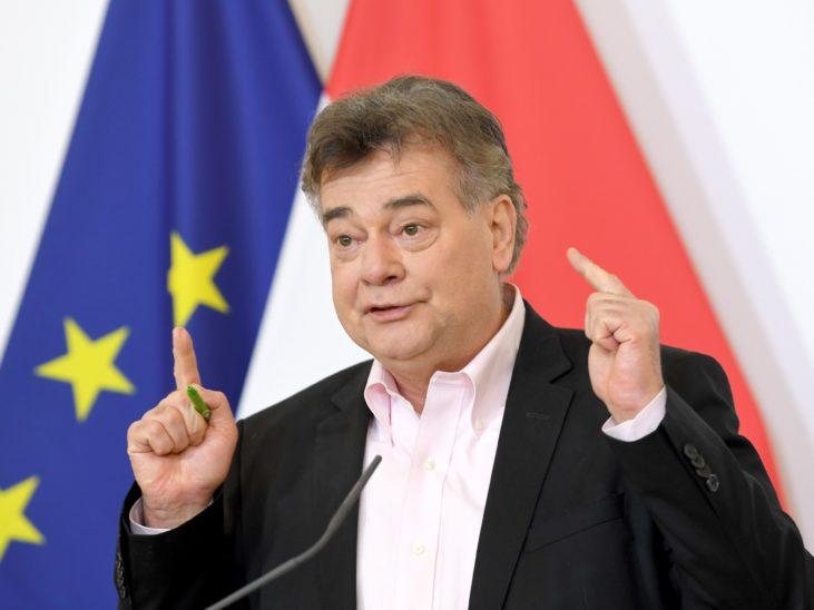 """Kogler: Pläne für """"langsames Hochfahren"""" nächste Woche"""