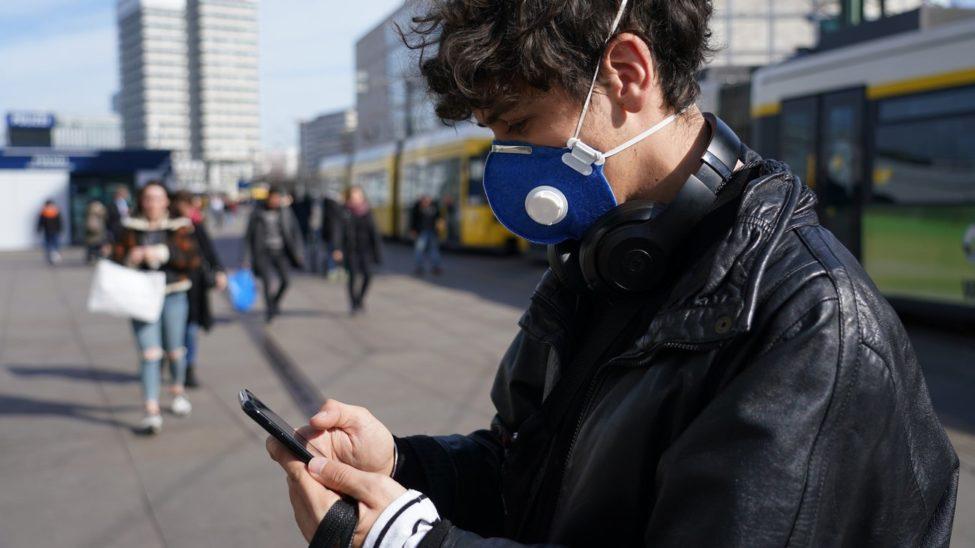 Russland legt Foto-Datenbank von Infizierten an