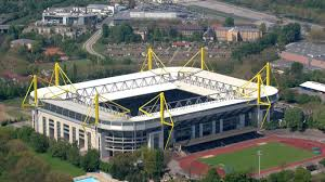Dortmund-Stadion wird zu Behandlungszentrum
