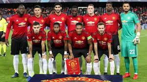 Manchester Uniteds Fußbaler spenden