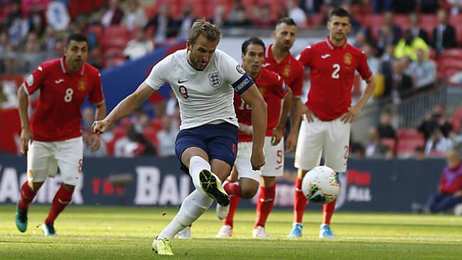 Englands Fußball pausiert für unbestimmte Zeit