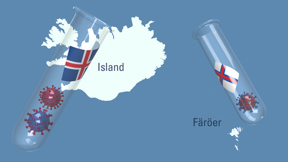 Island verlängerte Maßnahmen bis Anfang Mai