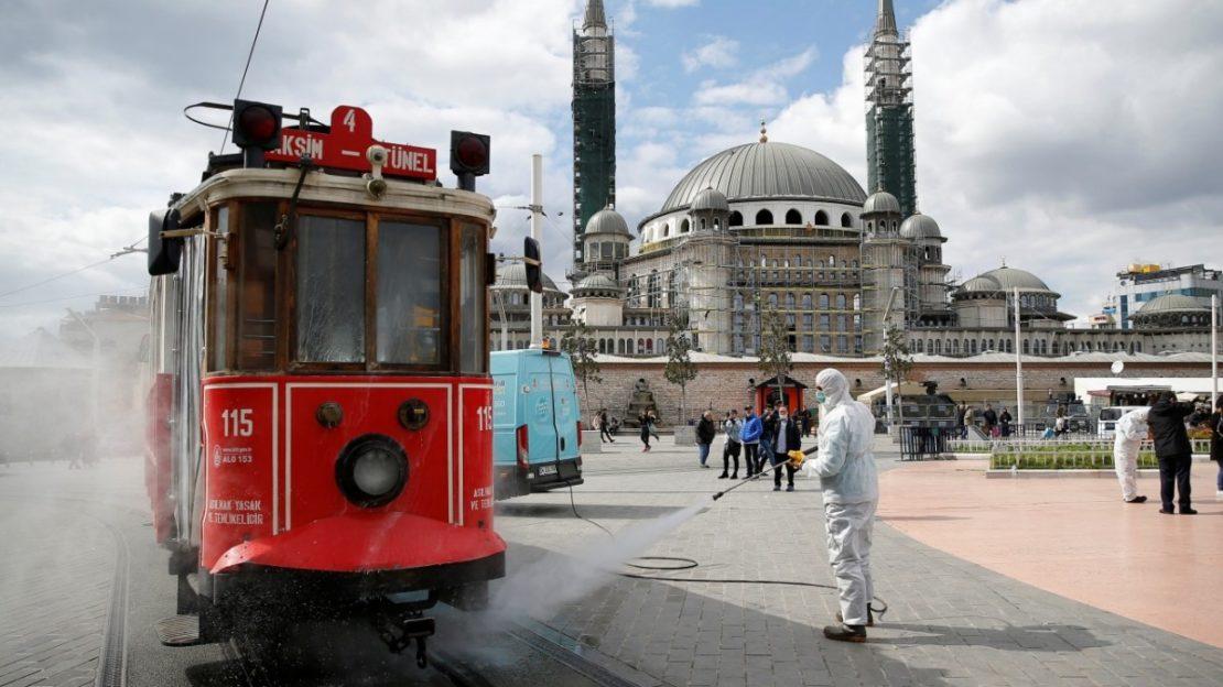 69 Tote in Türkei, Ausgangsverbot für Junge