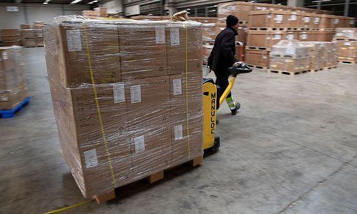 Zurück zu alter Stärke? Warenverkehr aus China legt zu
