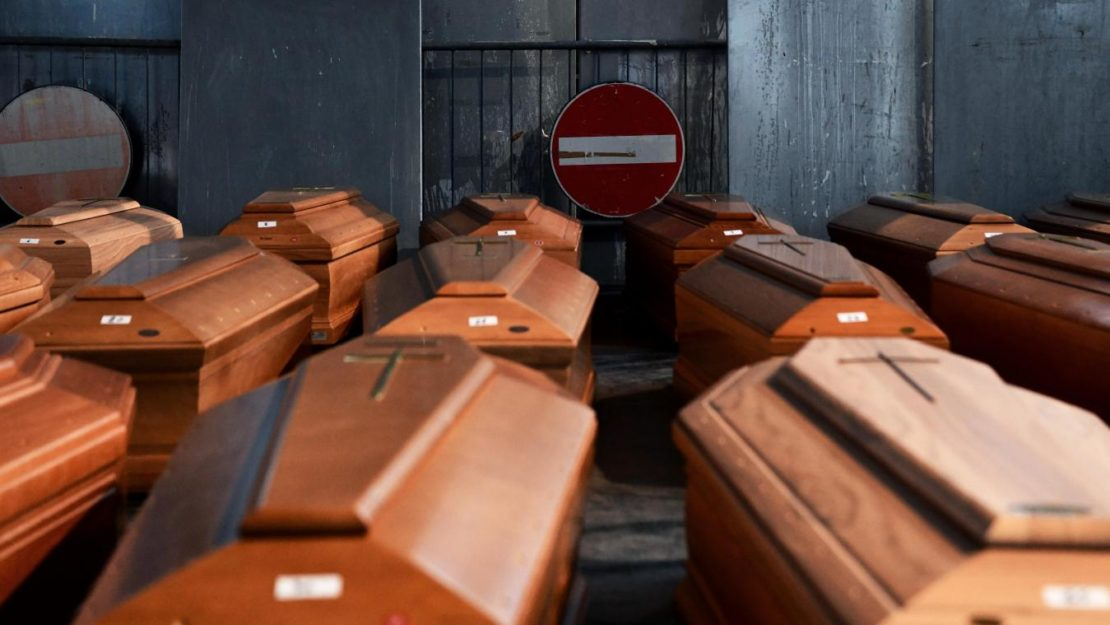 Mehr als 45.000 Tote in Europa