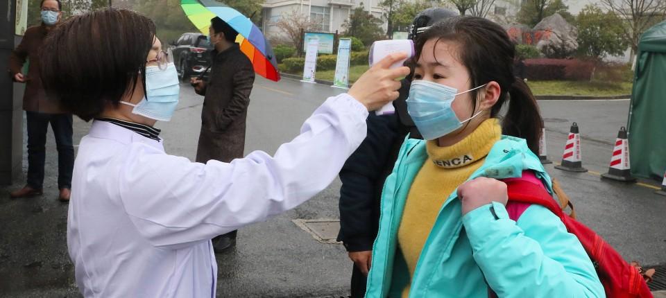 Infektionszahlen in China nehmen wieder zu