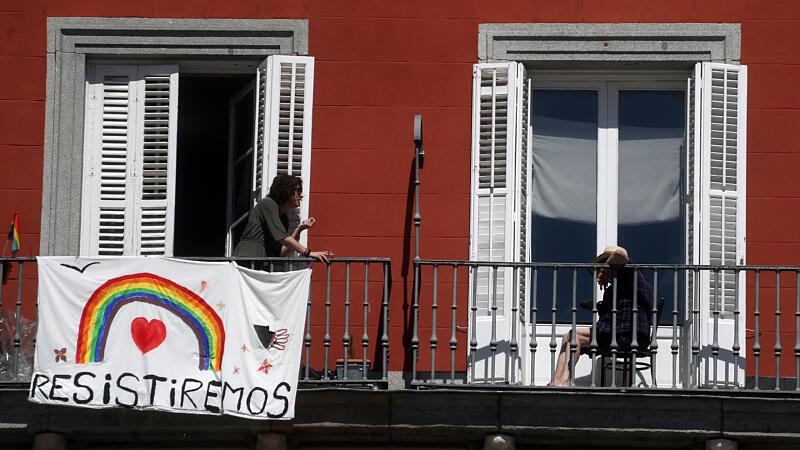 Infektions-Zahlen in Spanien steigen deutlich langsamer