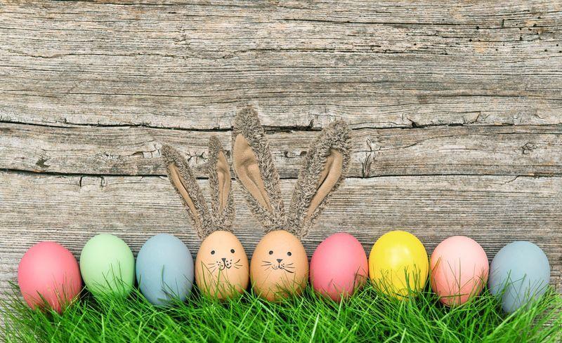 Nachhaltig Ostern feiern in Zeiten der Corona-Krise