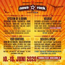 Nova Rock 2020 abgesagt