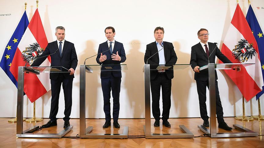 Großes Medienecho für Österreichs Lockerungsmaßnahmen