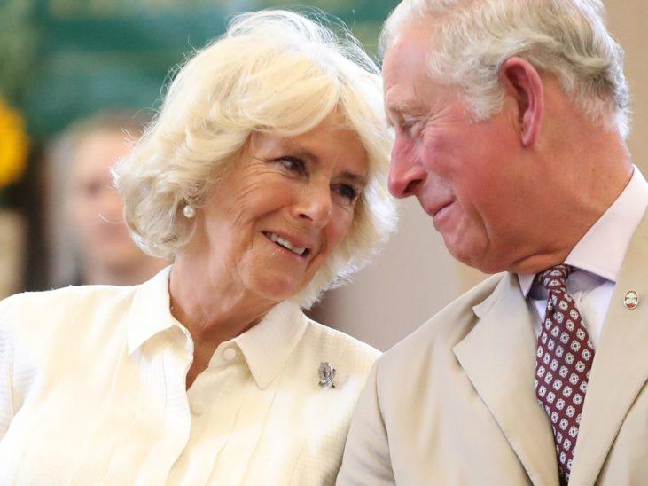 Prinz Charles und Camilla wieder vereint