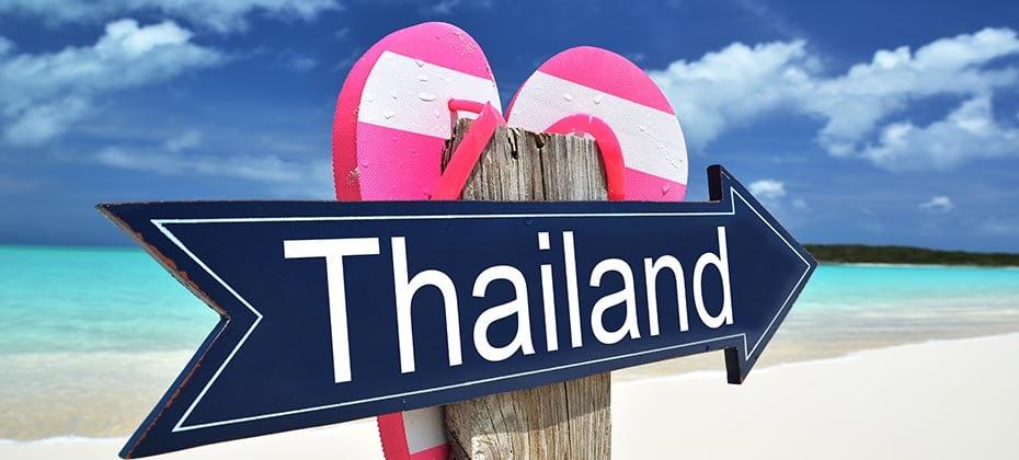 Thailand verhängt Stopp für internationale Flüge