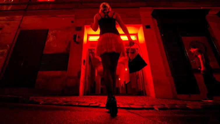 Prostituierte in Frankreich fordern Notfallfonds