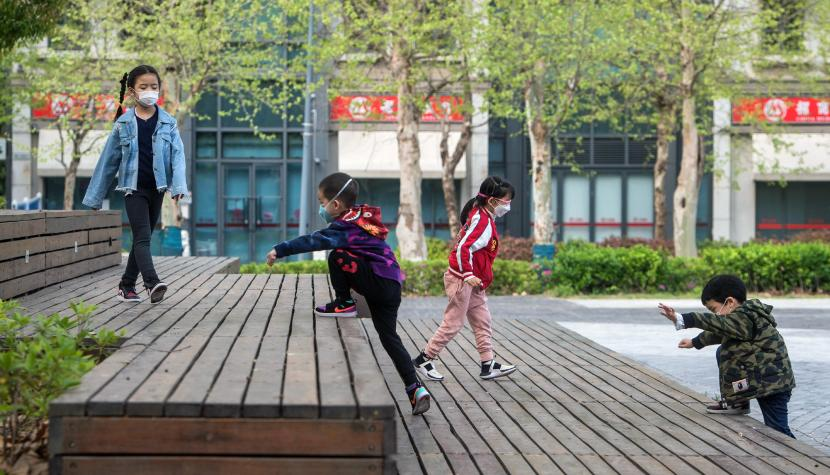 Wuhan wird wieder geöffnet