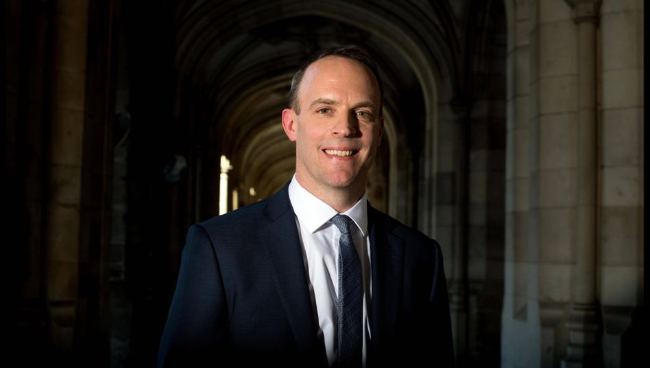 Außenminister Raab will Johnsons Kurs fortsetzen