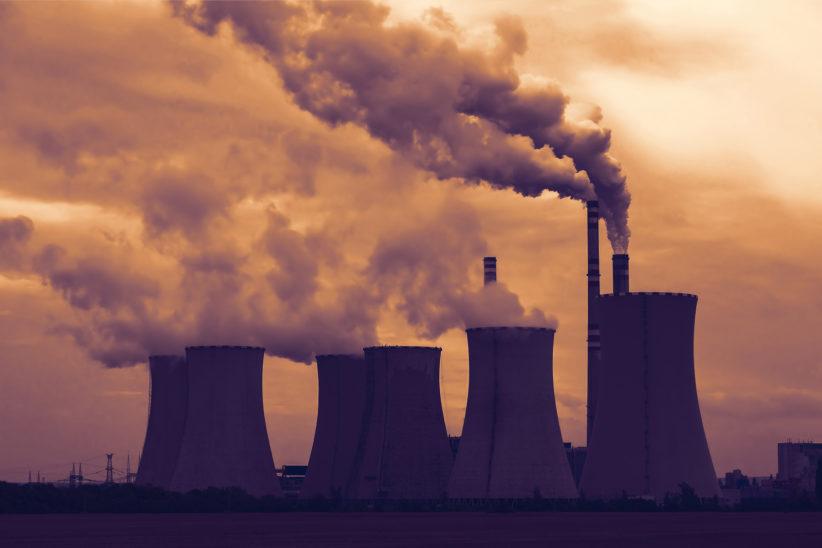 Corona-Krise zeigt wie fossile Energien die Luft verschmutzen