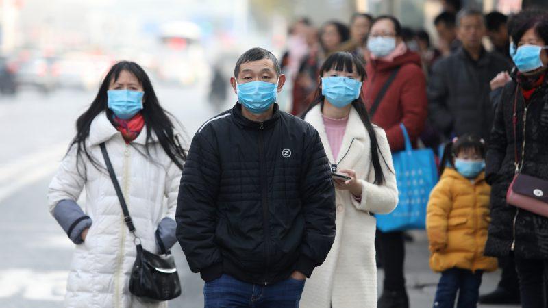 China meldete erstmals keine neuen Toten
