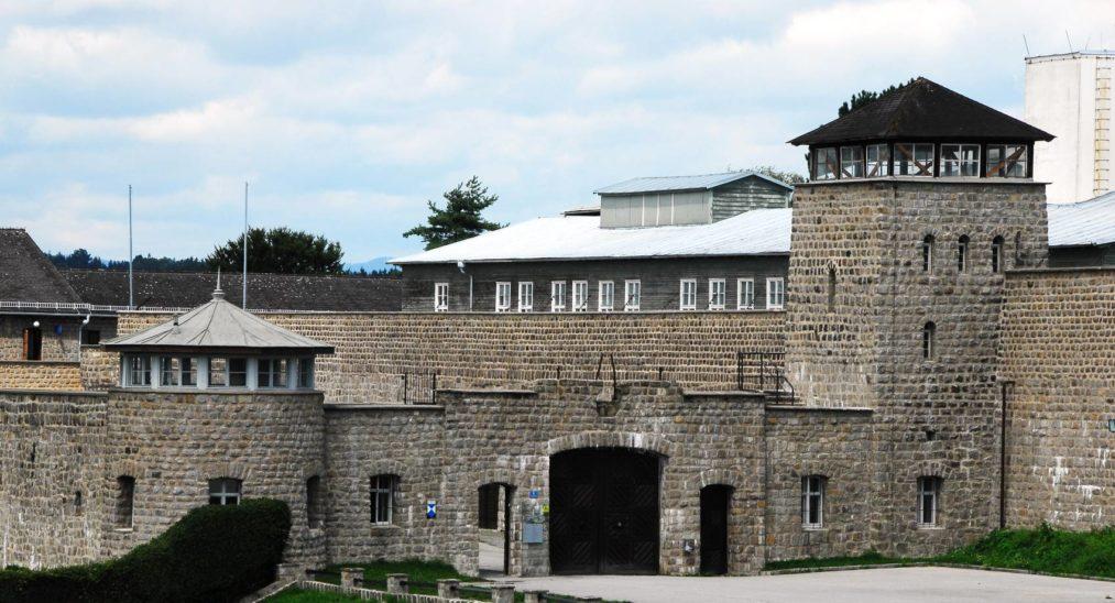 """Virtuelle Befreiungsfeier"" in Mauthausen"