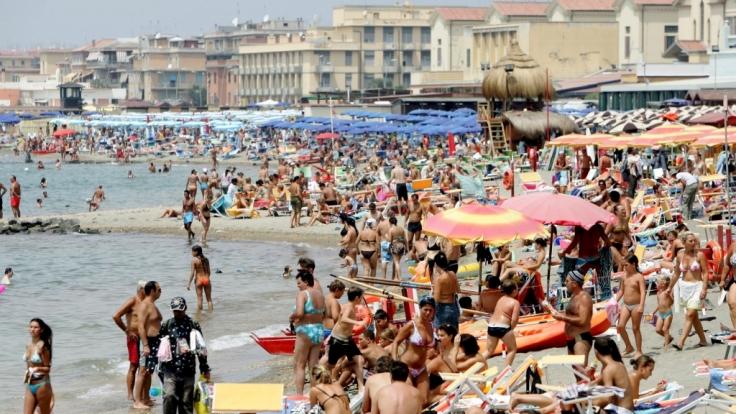 Italiens Tourismus rechnet mit herbem Verlust