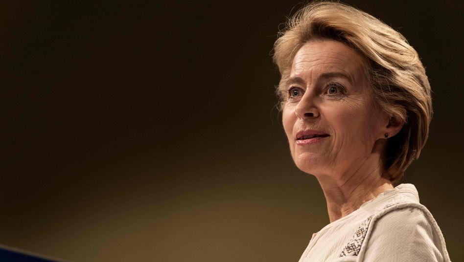 Von der Leyen plant europäische Exit-Strategie