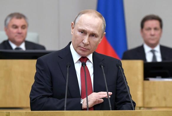 Putin schreibt Johnson und fordert stärkeren Kampf gegen Coronavirus