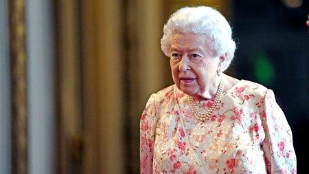 Queen lobte Mitarbeiter im Gesundheitswesen