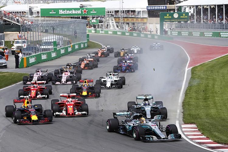 Grand Prix von Kanada verschoben