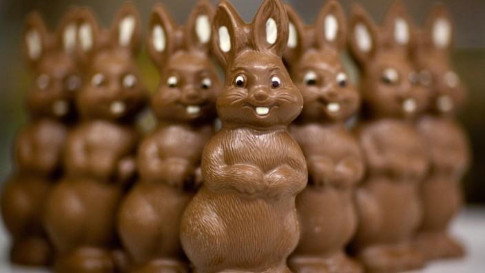 Schokoladenhersteller sorgen sich ums Ostergeschäft