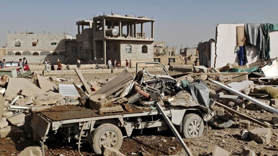 Neue Angriffe trotz angekündigter Feuerpause im Jemen