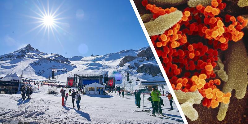 Corona-Krise trifft derzeit Tirol und Salzburg am stärksten