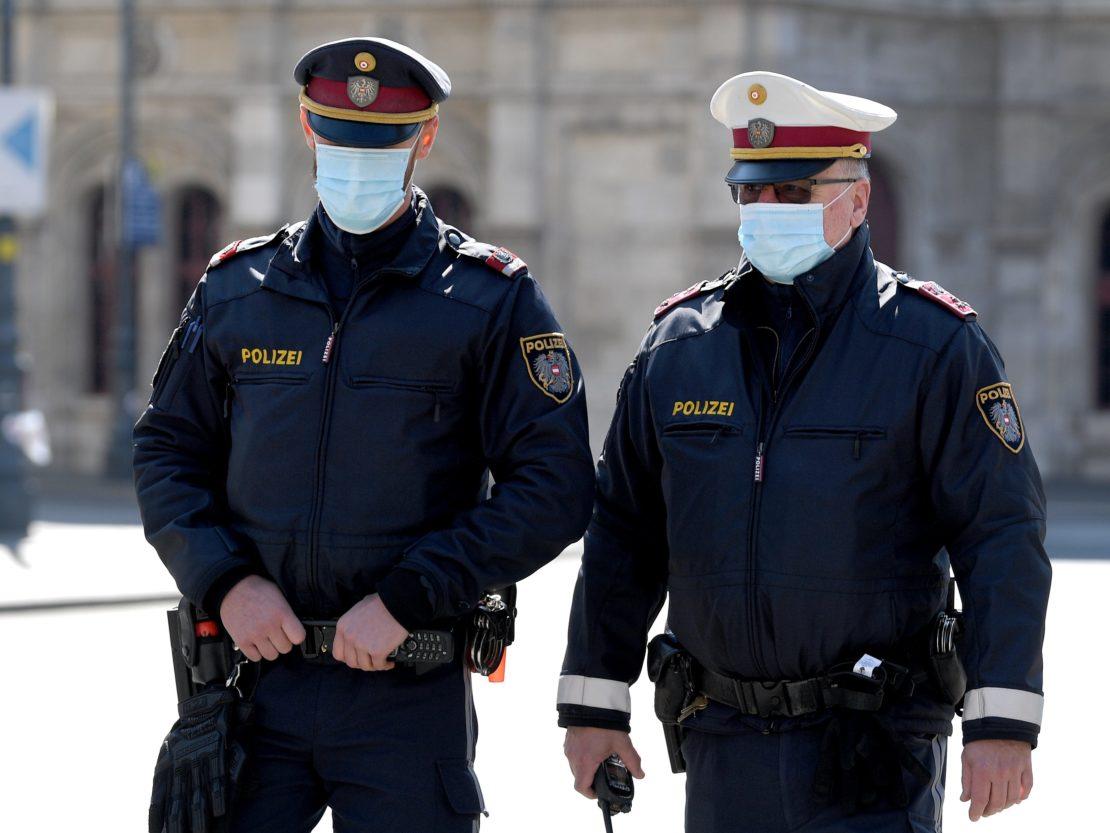 Corona-Strafzettel direkt von Polizei