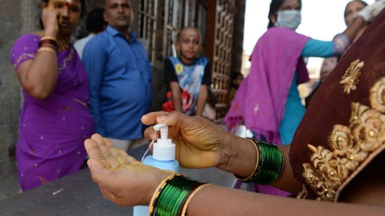 Indien verschärft Corona-Maßnahmen