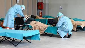 100 italienische Ärzte der Pandemie erlegen