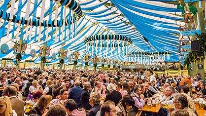 Auch das Münchner Oktoberfest wackelt