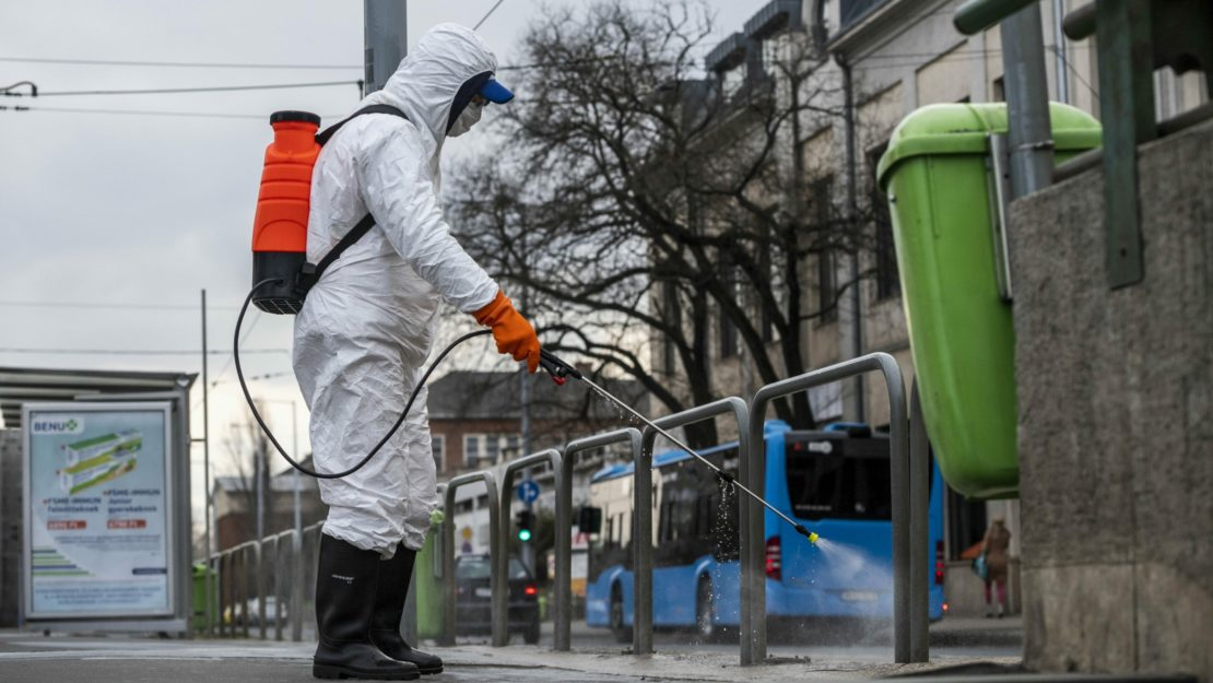 Ausgangsbeschränkung in Ungarn verlängert