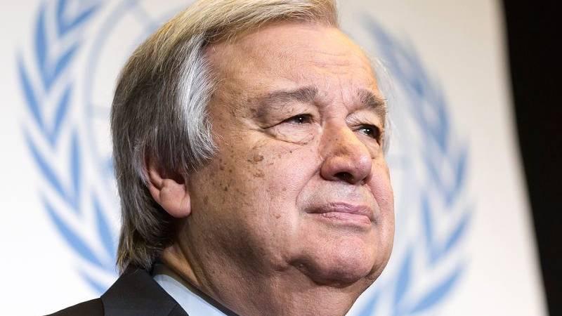 UN-Chef Guterres: Gefahr von Pandemien durch Terroristen