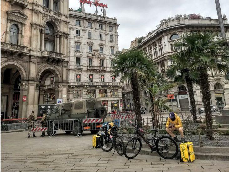 Italien will Ausgangssperre bis 3. Mai verlängern