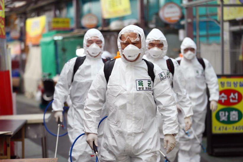 Südkorea meldete erneuten Ausbruch bei 91 Geheilten