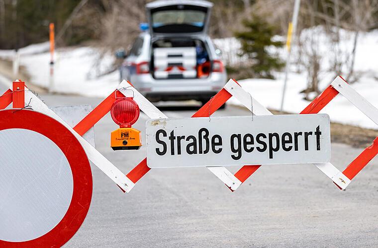Quarantäne über Paznaun und St. Anton bis 26. April