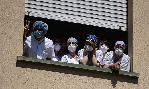 Italien velängert Ausgangssperre bis 3. Mai