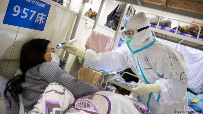 China meldet 46 neue Erkrankungen