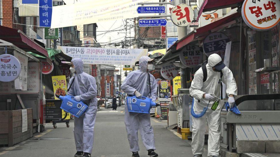 Südkorea meldet 30 Neuinfektionen