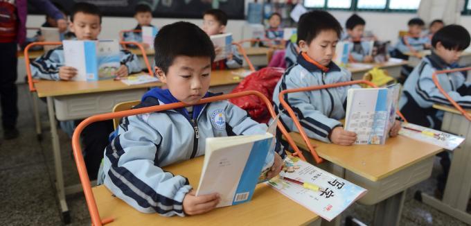 Schulen in China könnten bis Ende April wieder öffnen