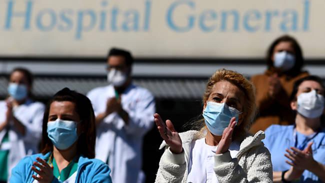 Spanien verzeichnete erneut Rückgang bei Todesfällen