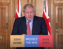 """Boris Johnson vertreibt sich Zeit mit """"Herr der Ringe"""" und Sudoku"""