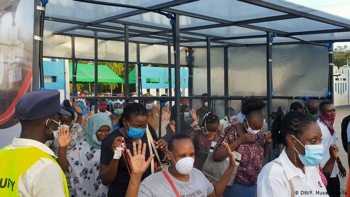 Afrikaner beklagen Diskriminierung