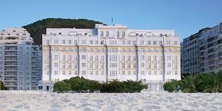 Copacabana Palace schließt zum ersten Mal in 100 Jahren