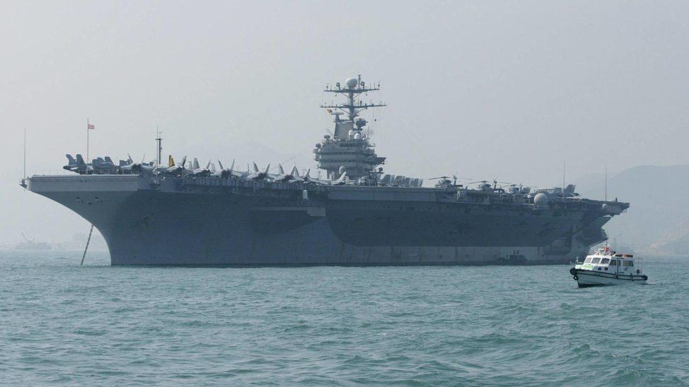 Über 500 Soldaten auf US-Flugzeugträger positiv getestet