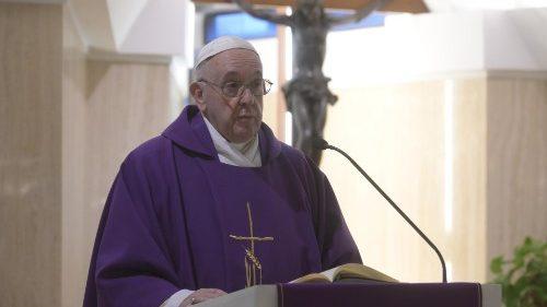 Ab Ostermontag wieder Frühmessen mit dem Papst